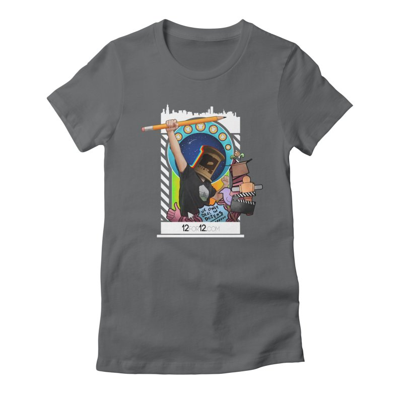 Episode 3 Women's Fitted T-Shirt by 12for12's Artist Shop