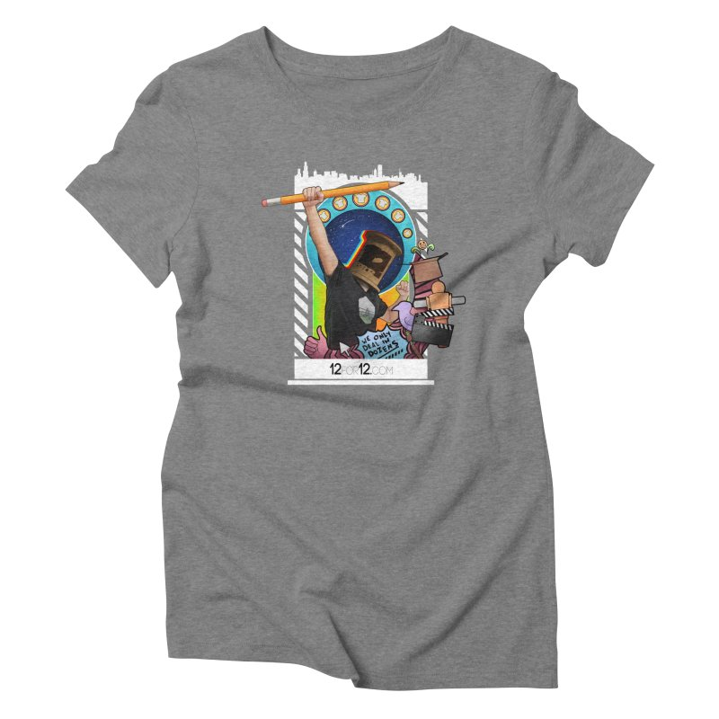 Episode 3 Women's Triblend T-Shirt by 12for12's Artist Shop