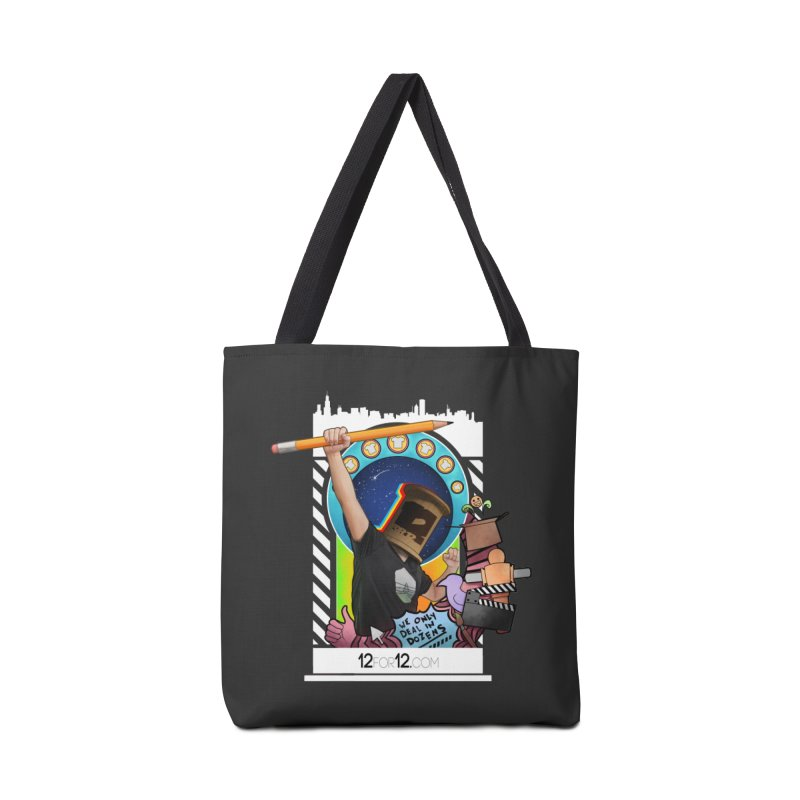 Episode 3 Accessories Tote Bag Bag by 12for12's Artist Shop