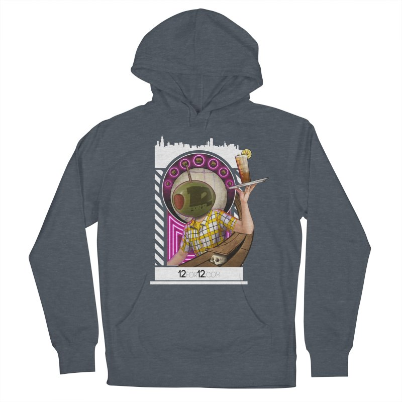 Episode 11 Women's French Terry Pullover Hoody by 12for12's Artist Shop