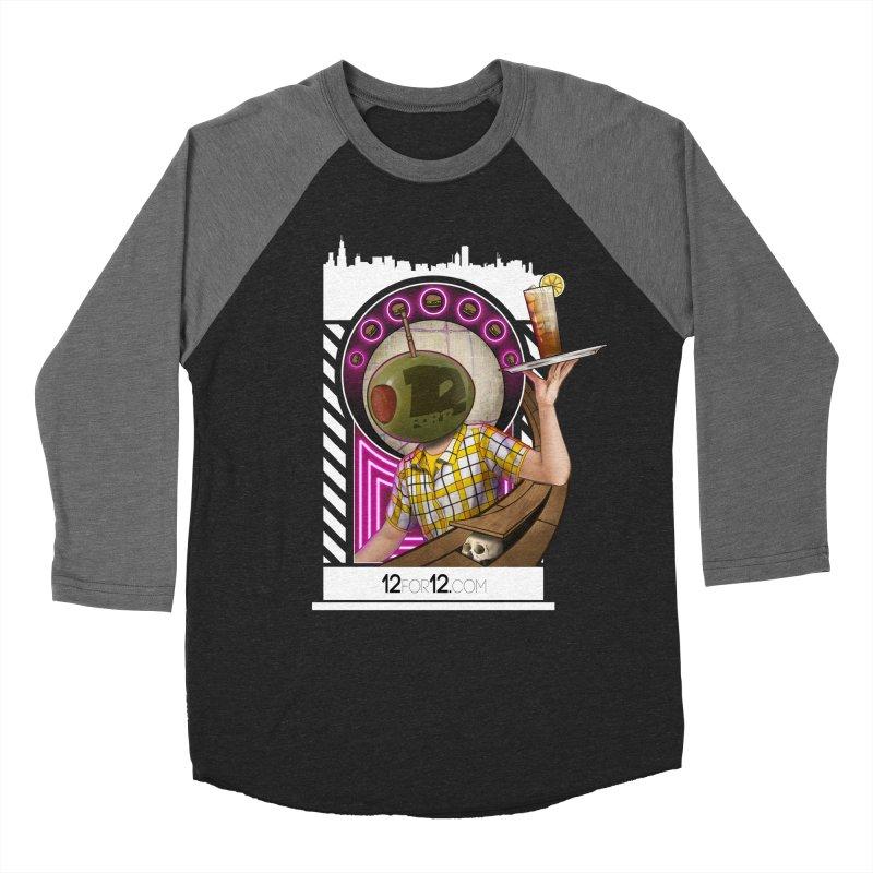Episode 11 Women's Baseball Triblend Longsleeve T-Shirt by 12for12's Artist Shop