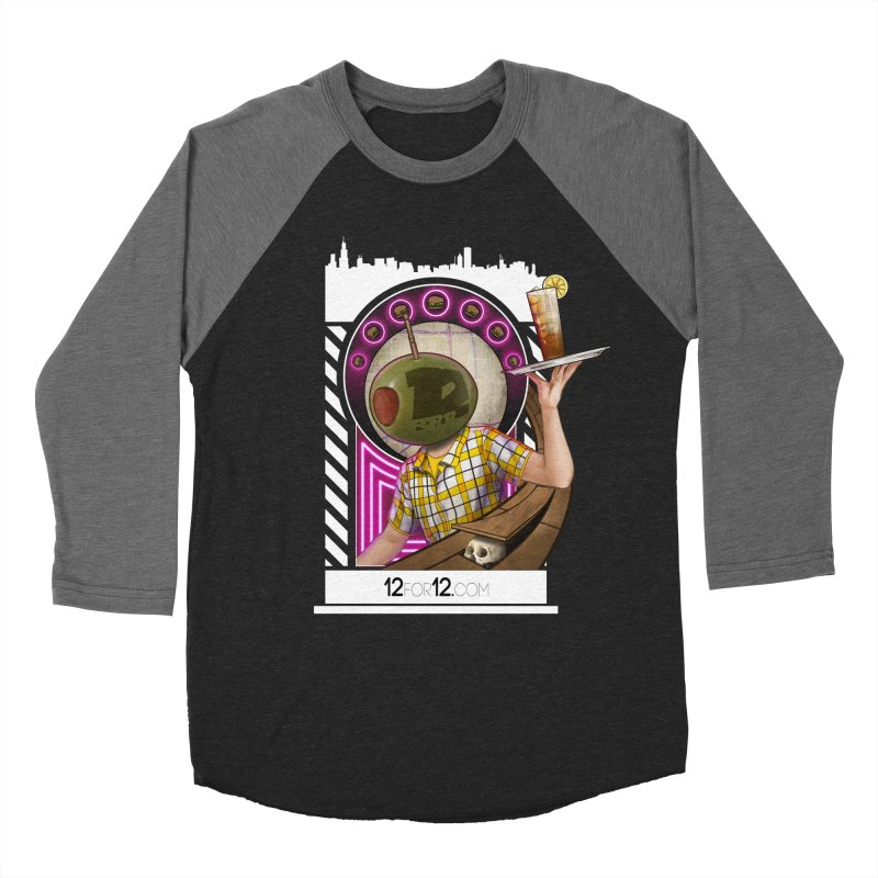 Episode 11 Men's Baseball Triblend Longsleeve T-Shirt by 12for12's Artist Shop