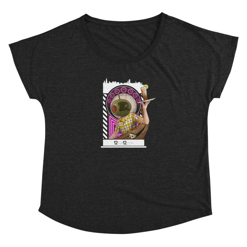 Episode 11 Women's Dolman Scoop Neck by 12for12's Artist Shop