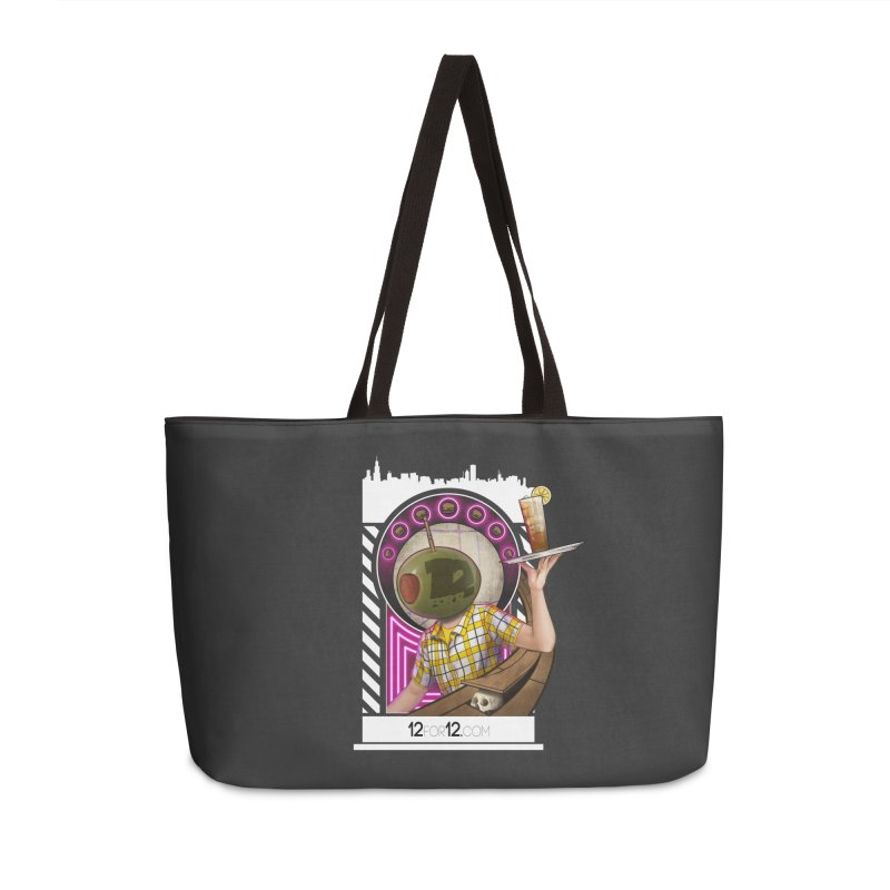Episode 11 Accessories Weekender Bag Bag by 12for12's Artist Shop