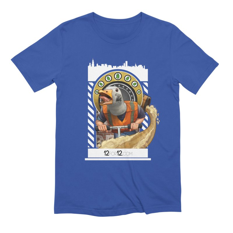 Episode 12 Men's Extra Soft T-Shirt by 12for12's Artist Shop