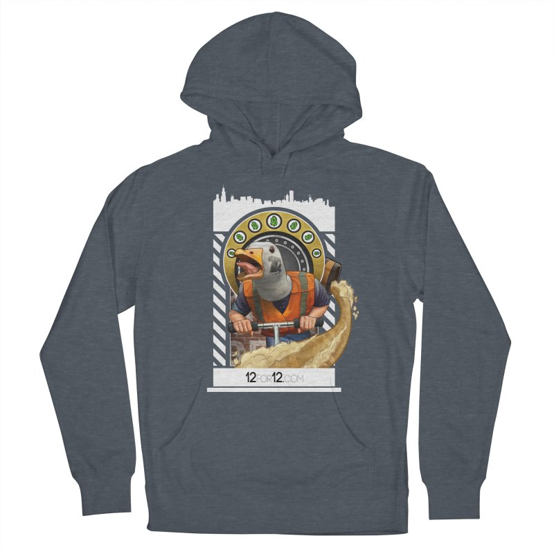 Episode 12 Women's French Terry Pullover Hoody by 12for12's Artist Shop