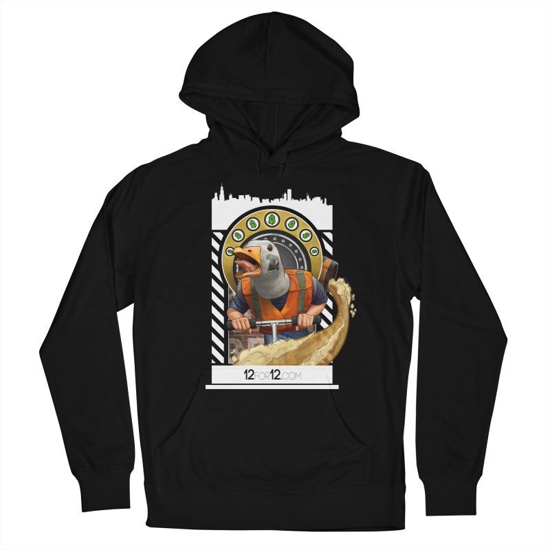 Episode 12 Men's French Terry Pullover Hoody by 12for12's Artist Shop