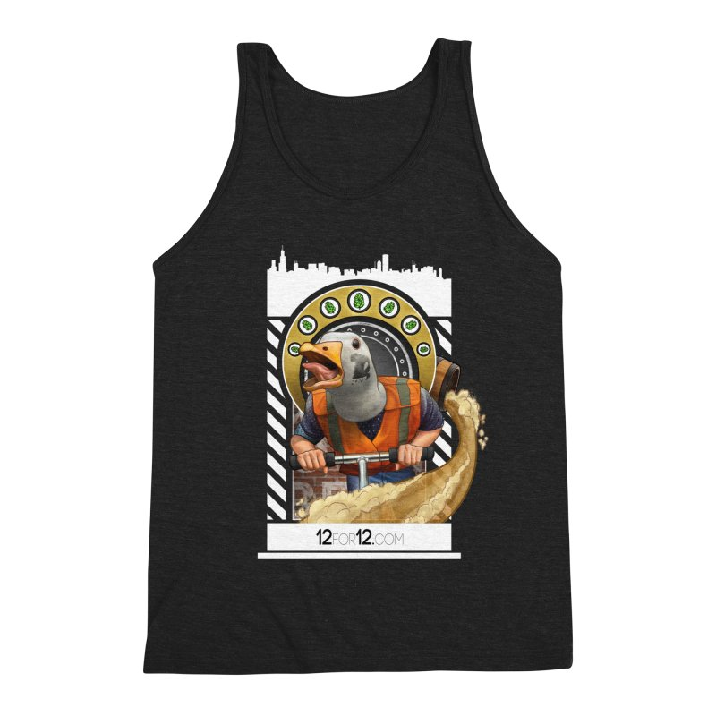 Episode 12 Men's Triblend Tank by 12for12's Artist Shop