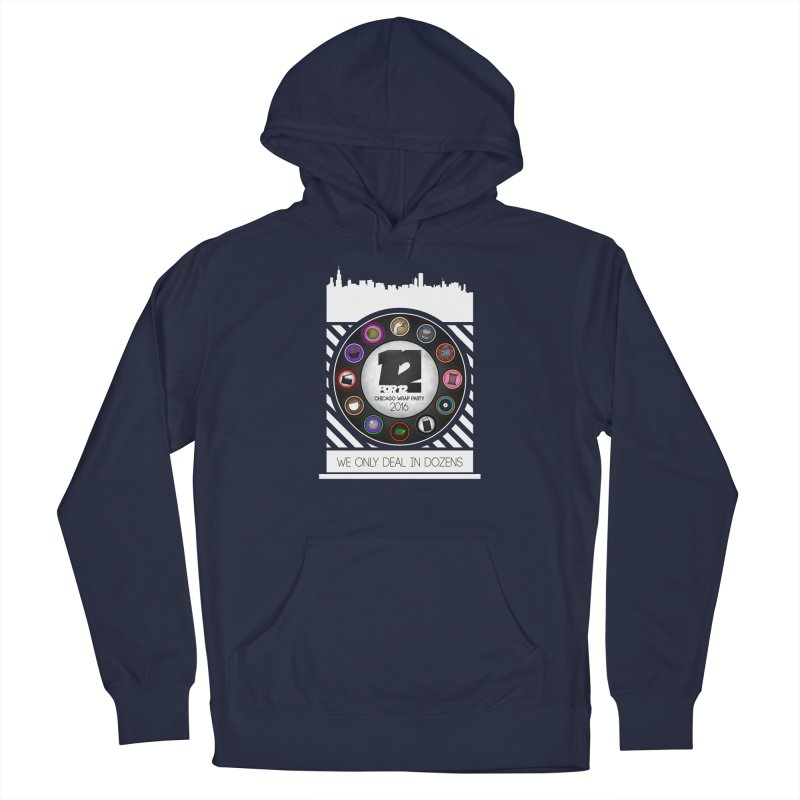 Chicago Wrap Party 2016 Women's Pullover Hoody by 12for12's Artist Shop