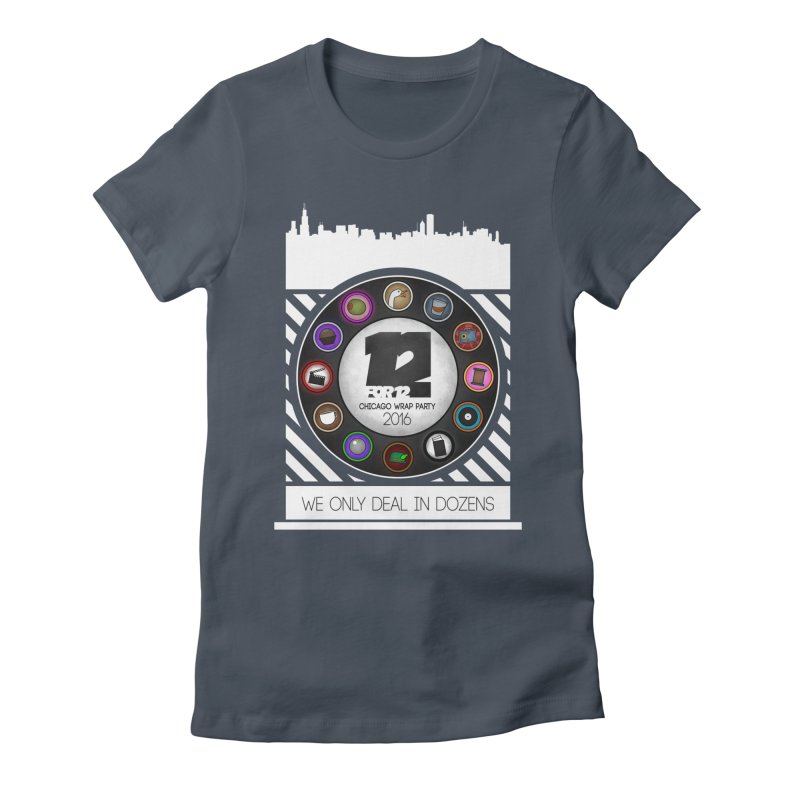 Chicago Wrap Party 2016 Women's T-Shirt by 12for12's Artist Shop