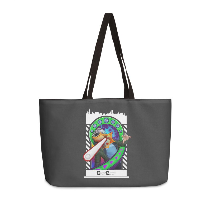 Episode 7 Accessories Weekender Bag Bag by 12for12's Artist Shop