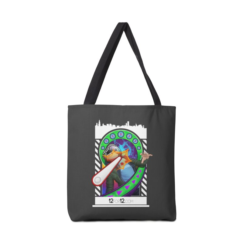 Episode 7 Accessories Tote Bag Bag by 12for12's Artist Shop