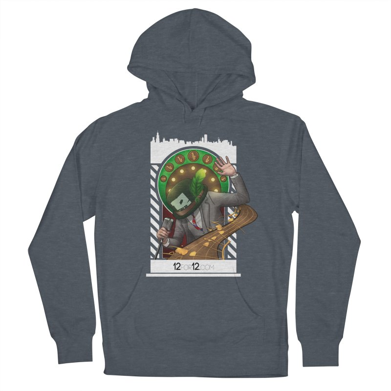 Episode 6 Men's French Terry Pullover Hoody by 12for12's Artist Shop