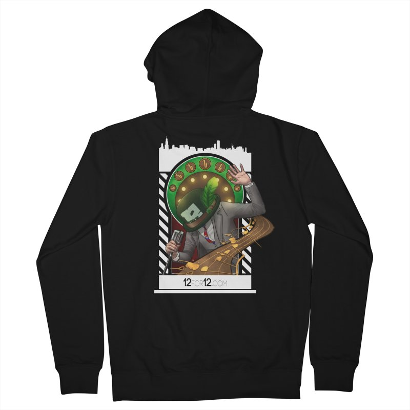 Episode 6 Men's Zip-Up Hoody by 12for12's Artist Shop