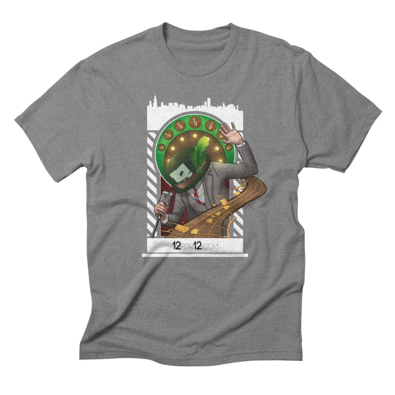 Episode 6 Men's Triblend T-Shirt by 12for12's Artist Shop