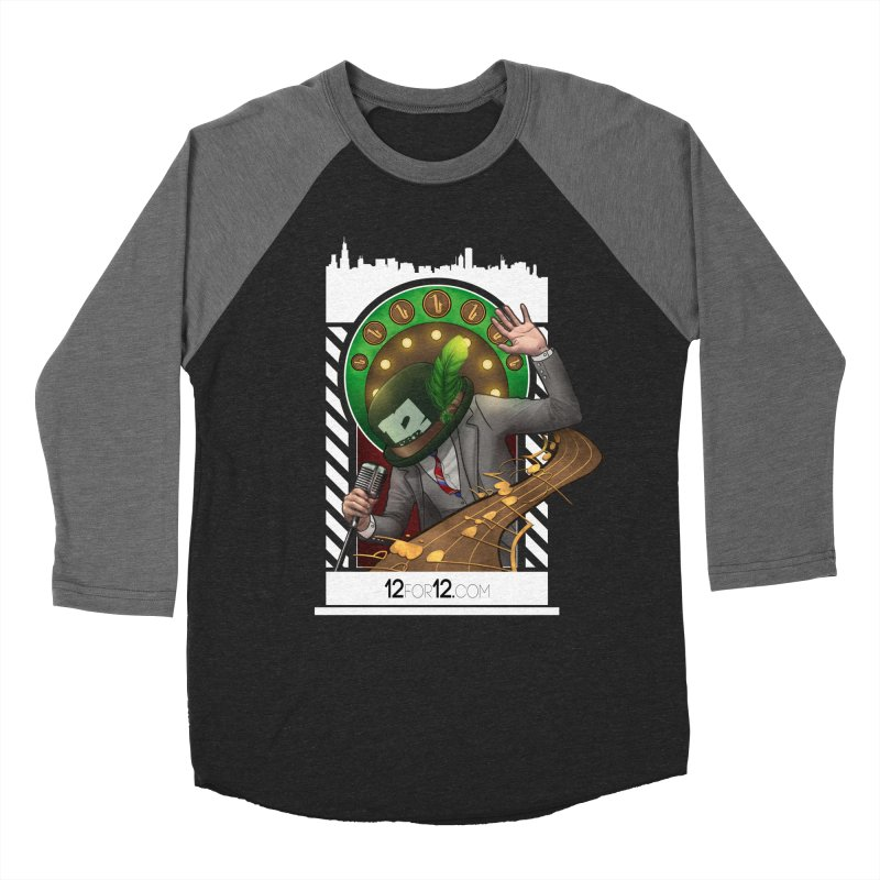 Episode 6 Men's Baseball Triblend Longsleeve T-Shirt by 12for12's Artist Shop