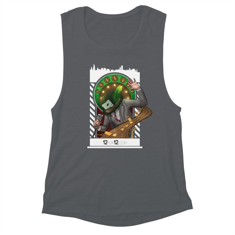 Episode 6 Women's Muscle Tank by 12for12's Artist Shop