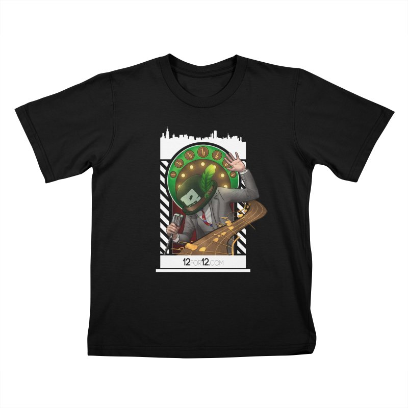 Episode 6 Kids T-Shirt by 12for12's Artist Shop