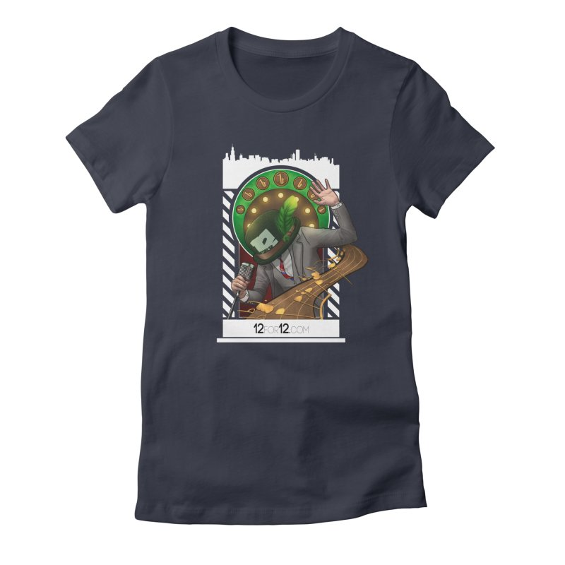 Episode 6 Women's Fitted T-Shirt by 12for12's Artist Shop