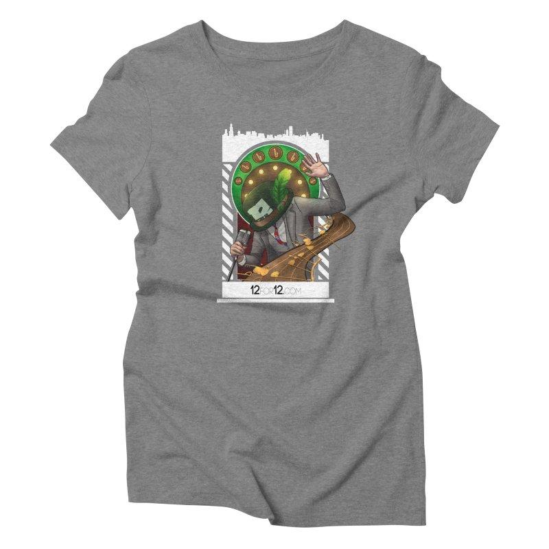 Episode 6 Women's Triblend T-Shirt by 12for12's Artist Shop