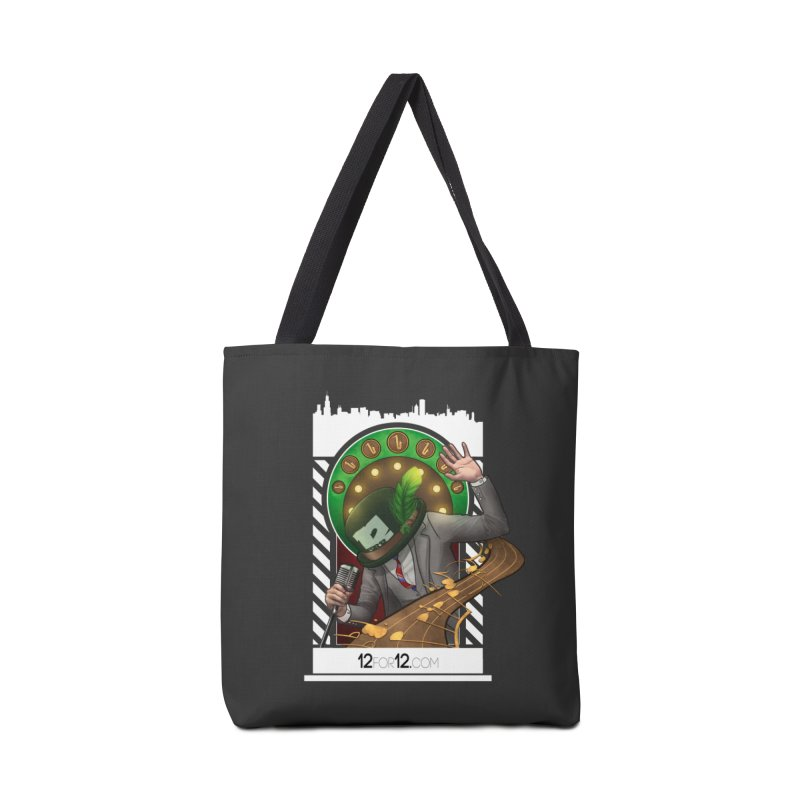 Episode 6 Accessories Tote Bag Bag by 12for12's Artist Shop