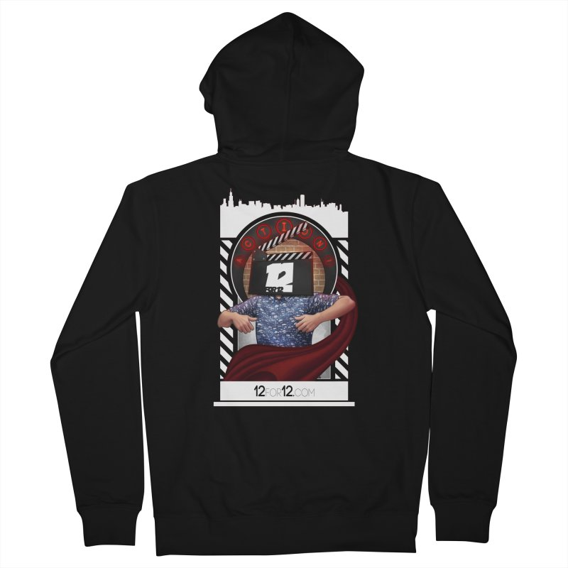 Episode 9 Men's Zip-Up Hoody by 12for12's Artist Shop