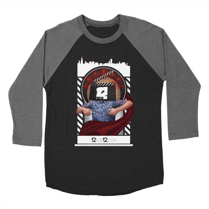 Episode 9 Women's Baseball Triblend Longsleeve T-Shirt by 12for12's Artist Shop