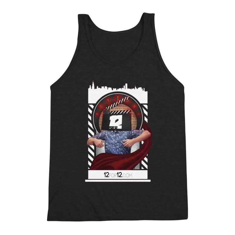 Episode 9 Men's Tank by 12for12's Artist Shop