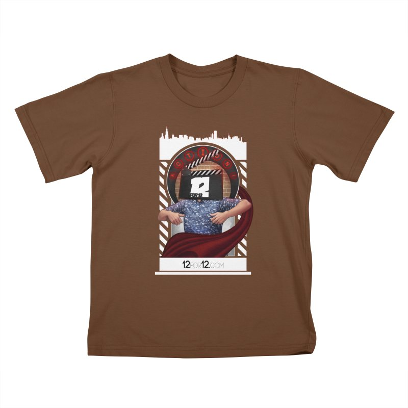 Episode 9 Kids T-Shirt by 12for12's Artist Shop