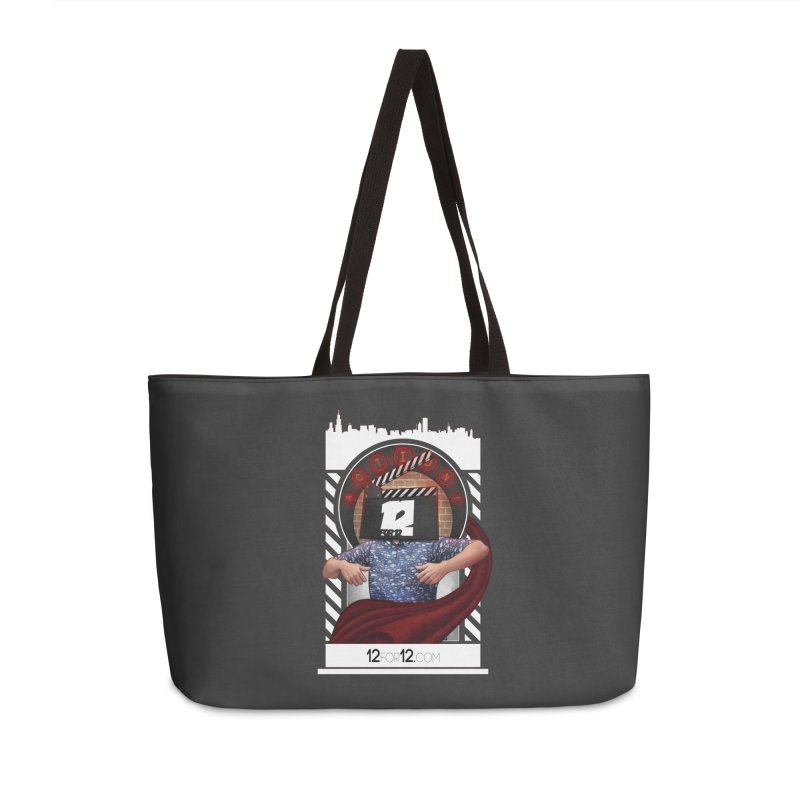 Episode 9 Accessories Weekender Bag Bag by 12for12's Artist Shop