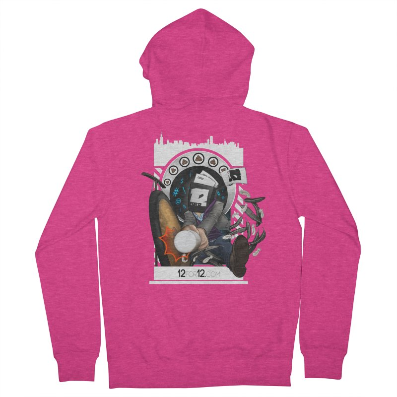 Episode 5 Women's Zip-Up Hoody by 12for12's Artist Shop