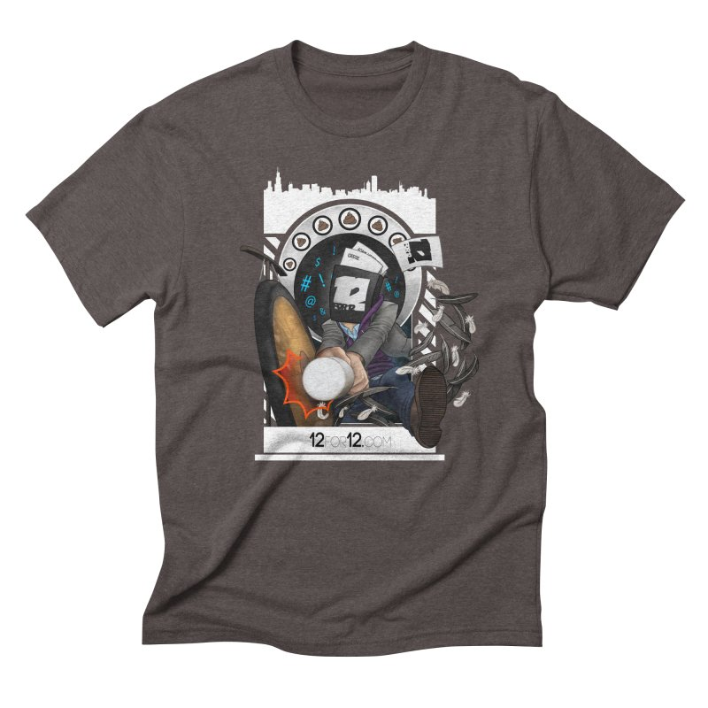 Episode 5 Men's Triblend T-Shirt by 12for12's Artist Shop