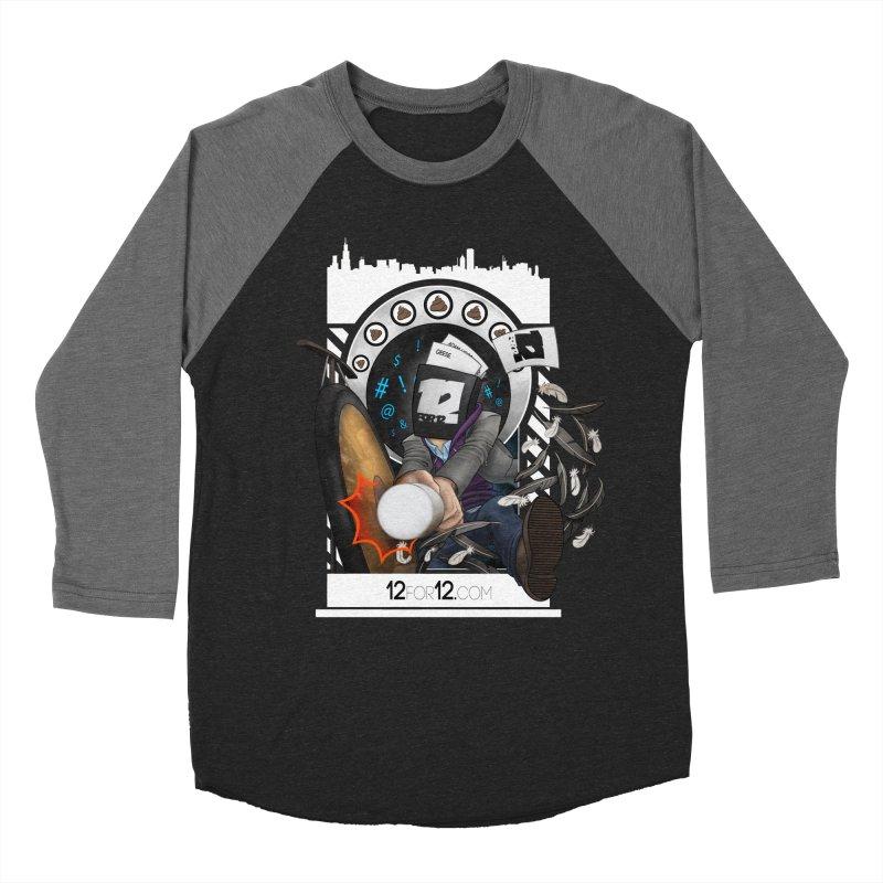 Episode 5 Men's Baseball Triblend Longsleeve T-Shirt by 12for12's Artist Shop