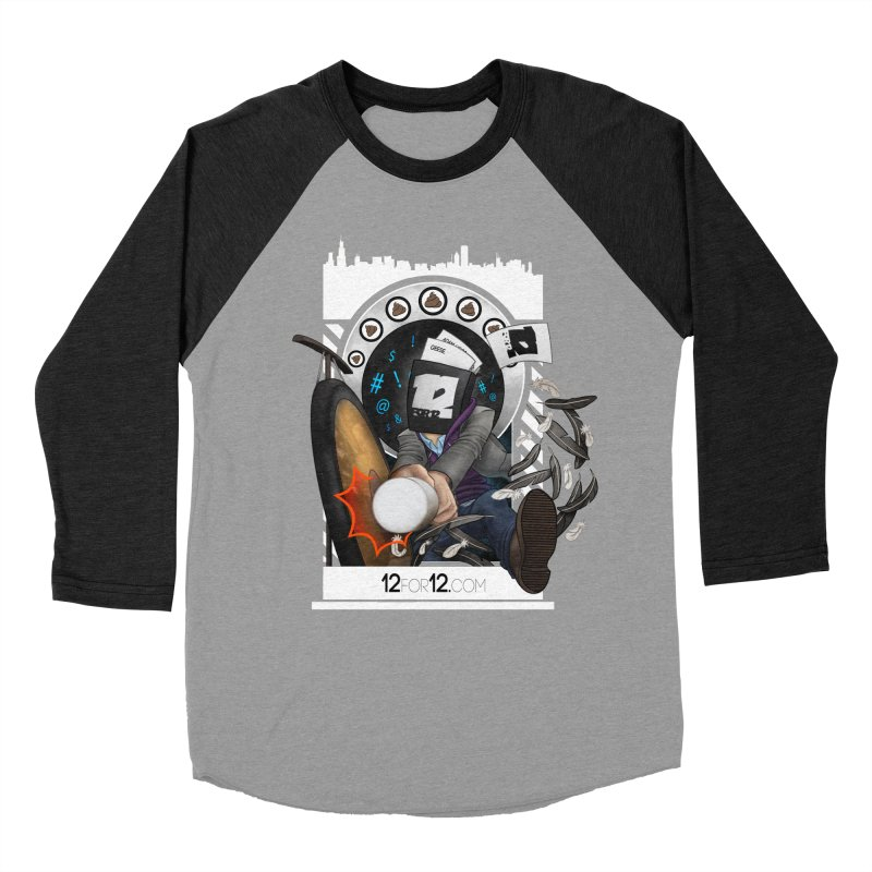 Episode 5 Men's Baseball Triblend Longsleeve T-Shirt by 12for12's Artist Shop