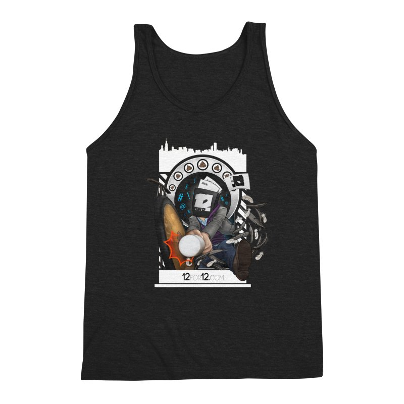 Episode 5 Men's Tank by 12for12's Artist Shop
