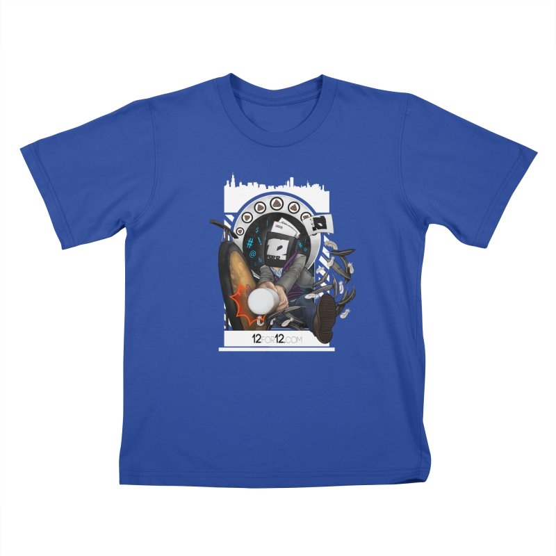 Episode 5 Kids T-Shirt by 12for12's Artist Shop