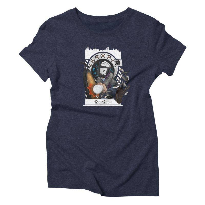 Episode 5 Women's Triblend T-Shirt by 12for12's Artist Shop