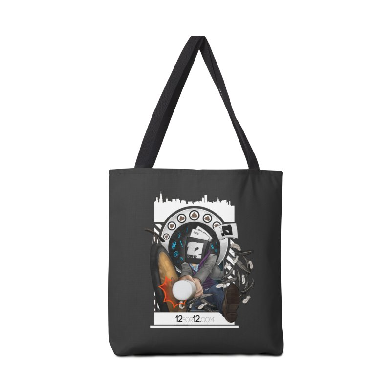 Episode 5 Accessories Tote Bag Bag by 12for12's Artist Shop