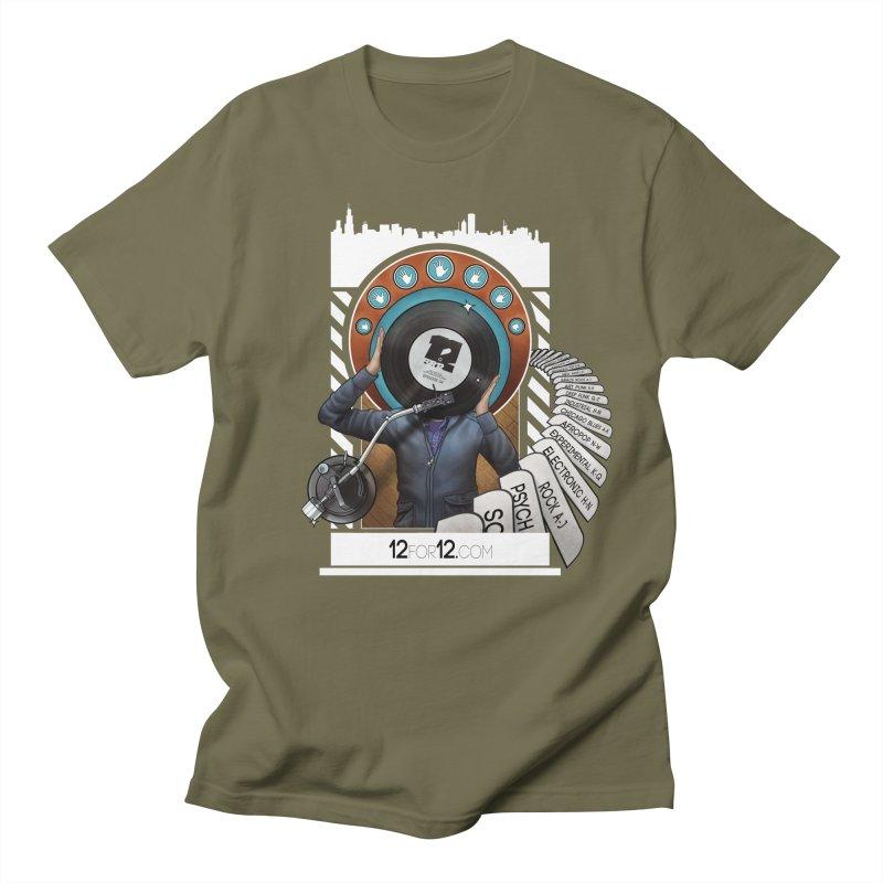 Episode 4 Men's T-Shirt by 12for12's Artist Shop