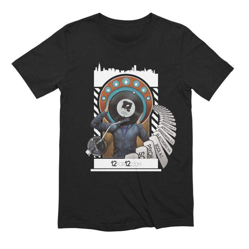 Episode 4 Men's Extra Soft T-Shirt by 12for12's Artist Shop