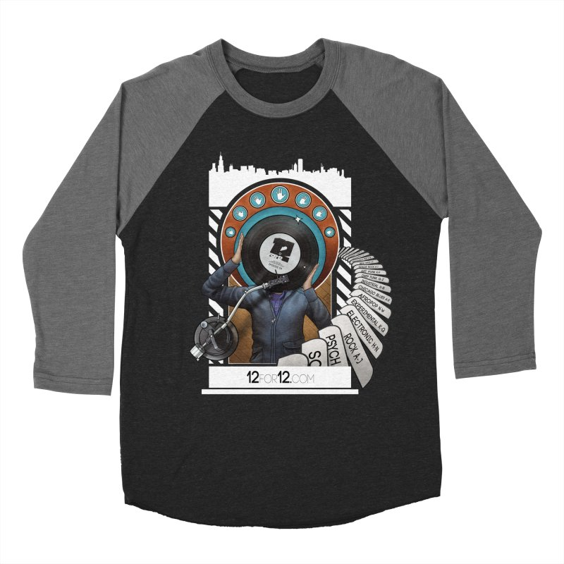 Episode 4 Men's Baseball Triblend Longsleeve T-Shirt by 12for12's Artist Shop