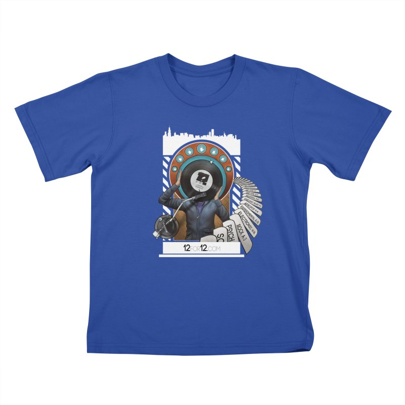 Episode 4 Kids T-Shirt by 12for12's Artist Shop