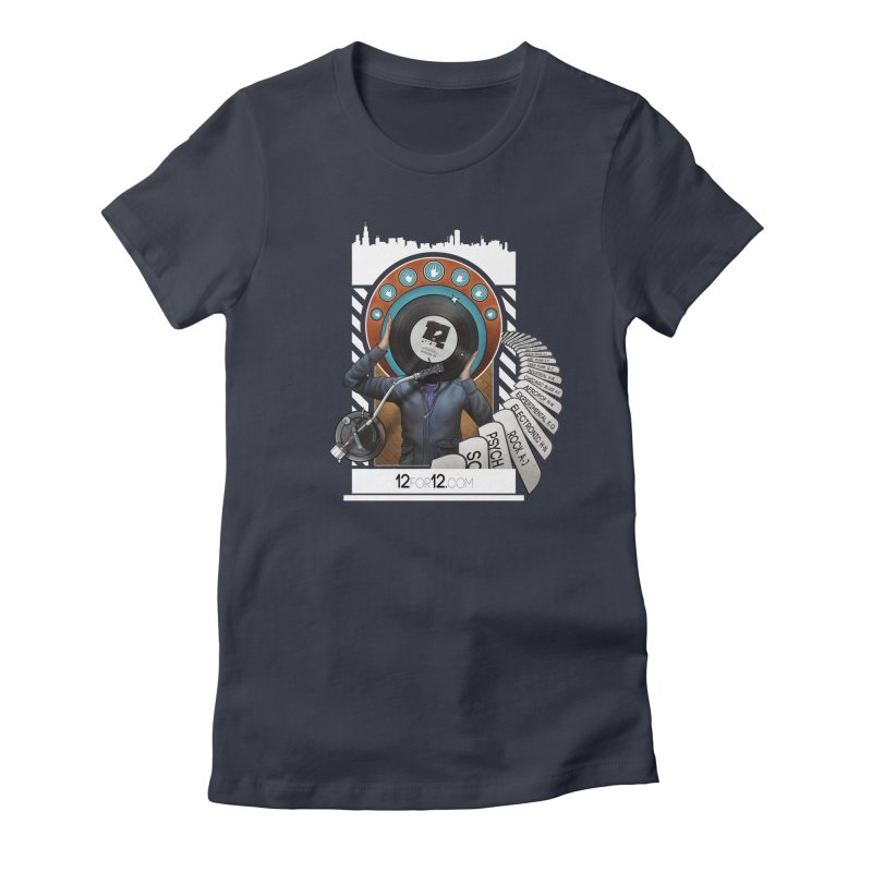Episode 4 Women's T-Shirt by 12for12's Artist Shop