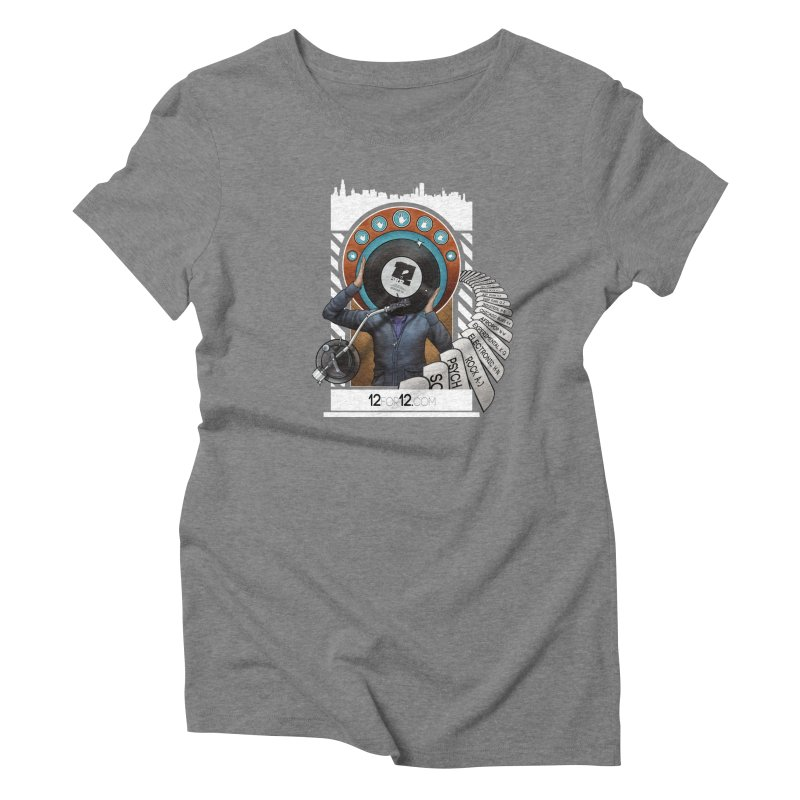 Episode 4 Women's Triblend T-Shirt by 12for12's Artist Shop