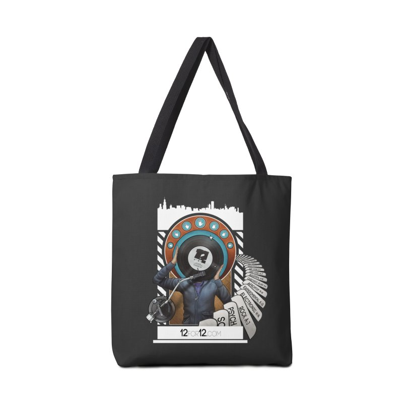 Episode 4 Accessories Bag by 12for12's Artist Shop