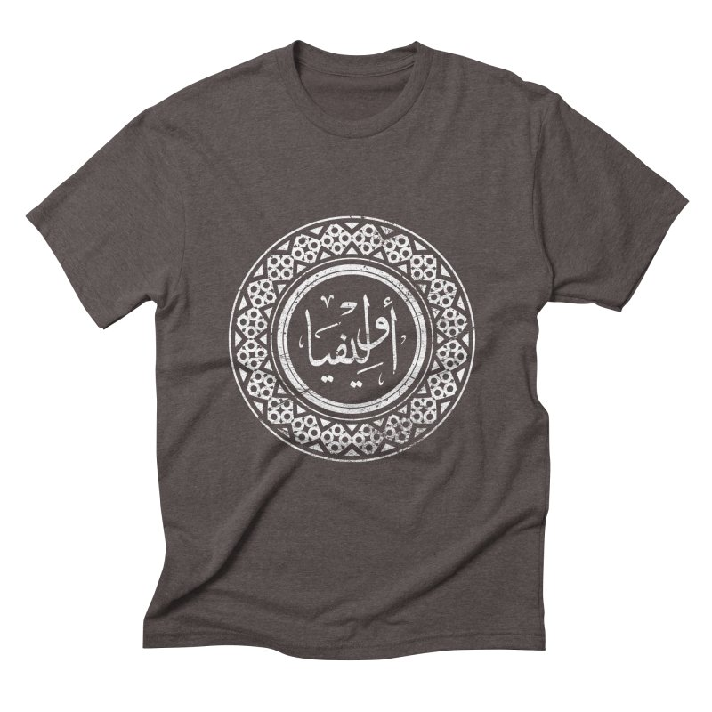 Olivia - Name In Arabic Men's Triblend T-Shirt by 1337designs's Artist Shop