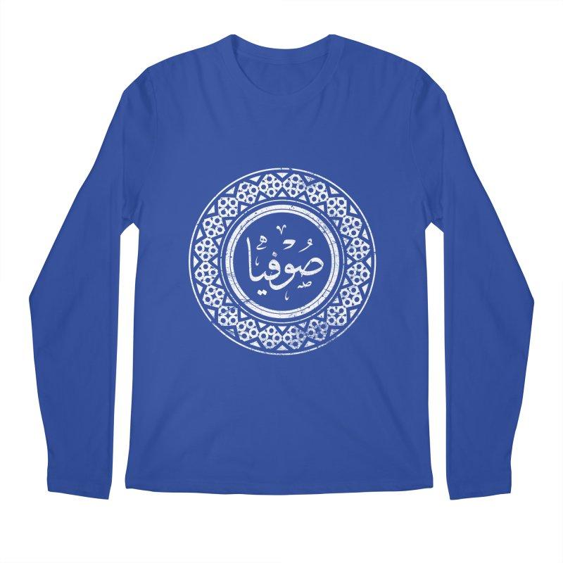 Sofia - Name In Arabic Men's Longsleeve T-Shirt by 1337designs's Artist Shop