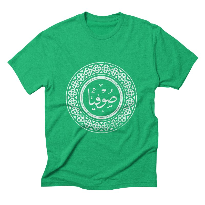 Sofia - Name In Arabic Men's Triblend T-Shirt by 1337designs's Artist Shop