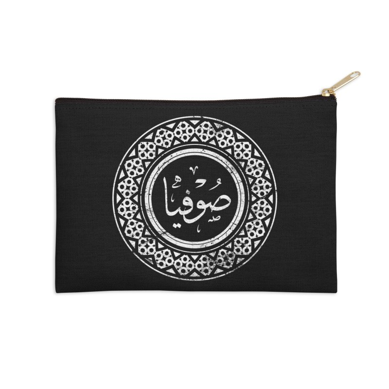 Sofia - Name In Arabic Accessories Zip Pouch by 1337designs's Artist Shop