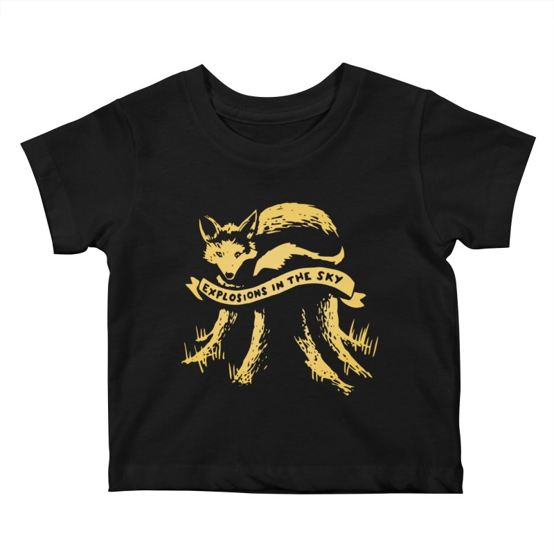 Explosions in the Sky (Tour 2017) Kids Baby T-Shirt by 1337designs's Artist Shop